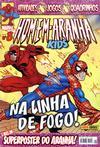 Cover for Homem-Aranha Kids (Panini Brasil, 2004 series) #8