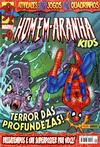 Cover for Homem-Aranha Kids (Panini Brasil, 2004 series) #9