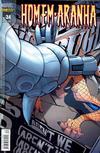 Cover for Homem-Aranha (Panini Brasil, 2002 series) #34