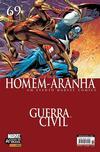 Cover for Homem-Aranha (Panini Brasil, 2002 series) #69