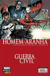 Cover for Homem-Aranha (Panini Brasil, 2002 series) #72