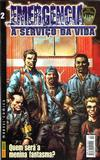 Cover for Emergência: A Serviço da Vida (Panini Brasil, 2003 series) #2
