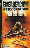 Cover for Emergência: A Serviço da Vida (Panini Brasil, 2003 series) #3