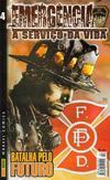 Cover for Emergência: A Serviço da Vida (Panini Brasil, 2003 series) #4