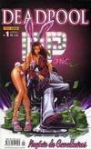 Cover for Deadpool [Minissérie] (Panini Brasil, 2003 series) #1