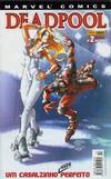 Cover for Deadpool [Minissérie] (Panini Brasil, 2003 series) #2