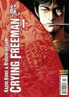Cover for Crying Freeman (Panini Brasil, 2006 series) #1
