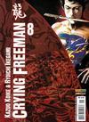 Cover for Crying Freeman (Panini Brasil, 2006 series) #8