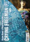 Cover for Crying Freeman (Panini Brasil, 2006 series) #9