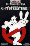 Cover for Ghostbusters II (Now, 1989 series)