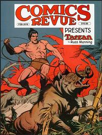 Cover Thumbnail for Comics Revue (Manuscript Press, 1985 series) #285-286