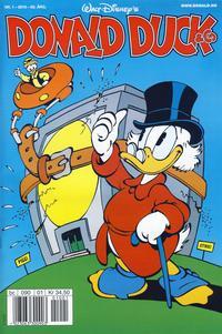 Cover Thumbnail for Donald Duck & Co (Hjemmet / Egmont, 1948 series) #1/2010