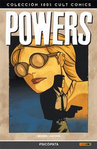 Cover Thumbnail for 100% Cult Comics. Powers (Panini España, 2009 series) #[9]
