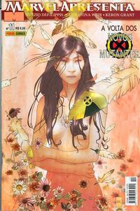 Cover Thumbnail for Marvel Apresenta (Panini Brasil, 2002 series) #11 - A Volta dos Novos Mutantes