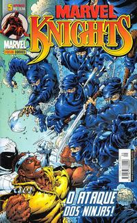 Cover Thumbnail for Marvel Knights (Panini Brasil, 2002 series) #5