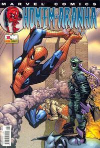 Cover Thumbnail for Homem-Aranha (Panini Brasil, 2002 series) #18