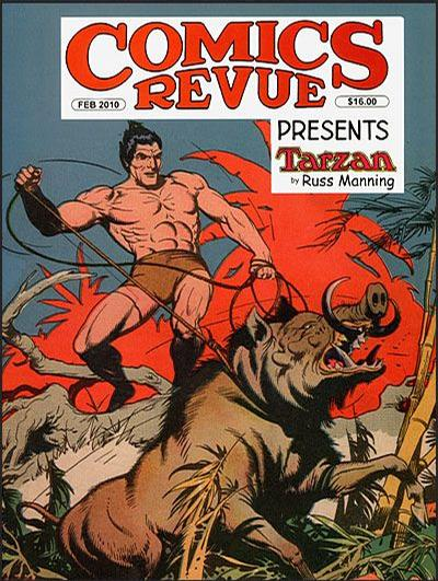 Cover for Comics Revue (Manuscript Press, 1985 series) #285-286