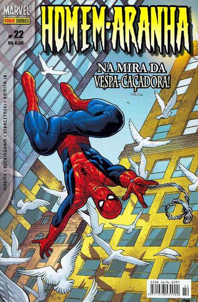 Cover for Homem-Aranha (Panini Brasil, 2002 series) #22