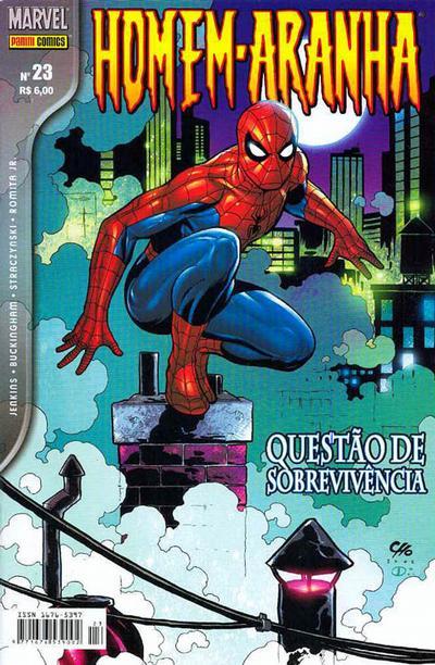 Cover for Homem-Aranha (Panini Brasil, 2002 series) #23