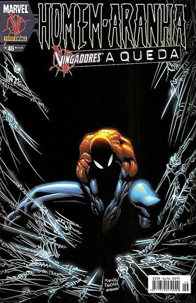 Cover for Homem-Aranha (Panini Brasil, 2002 series) #46