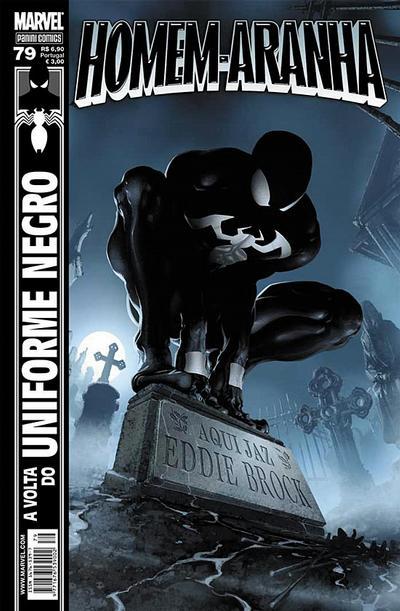 Cover for Homem-Aranha (Panini Brasil, 2002 series) #79