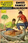 Cover for Classics Illustrated (Gilberton, 1947 series) #42 [HRN 131] - Swiss Family Robinson [painted cover]