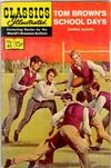 Cover for Classics Illustrated (Gilberton, 1947 series) #45 [HRN 161] - Tom Brown's School Days