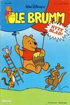 Cover for Ole Brumm (Hjemmet, 1981 series) #1/1981