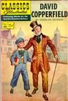 Cover for Classics Illustrated (Gilberton, 1947 series) #48 [O] - David Copperfield [15¢]