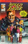 Cover for Speed Racer (Now, 1992 series) #1 [standard]
