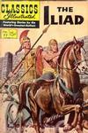Cover for Classics Illustrated (Gilberton, 1947 series) #77 [HRN 139] - Iliad