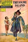Cover for Classics Illustrated (Gilberton, 1947 series) #64 [O] - Treasure Island [Painted Cover]