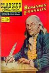 Cover for Classics Illustrated (Gilberton, 1947 series) #65 [O] - Benjamin Franklin [Painted Cover]