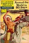 Cover for Classics Illustrated (Gilberton, 1947 series) #69 [HRN 136] - Around the World in 80 Days