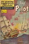 Cover for Classics Illustrated (Gilberton, 1947 series) #70 [O] - The Pilot [Painted Cover]