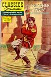 Cover for Classics Illustrated (Gilberton, 1947 series) #76 [O] - The Prisoner of Zenda [Painted Cover]