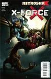 Cover for X-Force (Marvel, 2008 series) #23 [Cover A]