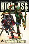 Cover for Kick-Ass (Marvel, 2008 series) #8