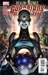 Cover for Guardians of the Galaxy (Marvel, 2008 series) #22