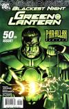 Cover for Green Lantern (DC, 2005 series) #50 [Standard Cover]