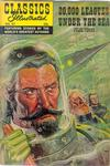 Cover for Classics Illustrated (Gilberton, 1947 series) #47 [HRN 166] - Twenty Thousand Leagues Under the Sea [Second Painted Cover]