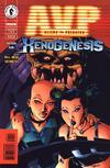 Cover for Aliens vs. Predator: Xenogenesis (Dark Horse, 1999 series) #1