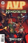 Cover for Aliens vs. Predator: Xenogenesis (Dark Horse, 1999 series) #4