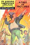 Cover for Classics Illustrated (Gilberton, 1947 series) #6 [HRN 166] - A Tale of Two Cities