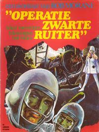 Cover Thumbnail for Bob Morane (Le Lombard, 1974 series) #1 - Operatie Zwarte Ruiter