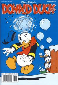 Cover Thumbnail for Donald Duck & Co (Hjemmet / Egmont, 1948 series) #3/2010