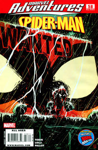 Cover Thumbnail for Marvel Adventures Spider-Man (Marvel, 2005 series) #58