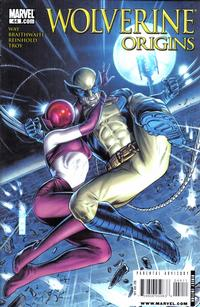Cover Thumbnail for Wolverine: Origins (Marvel, 2006 series) #44