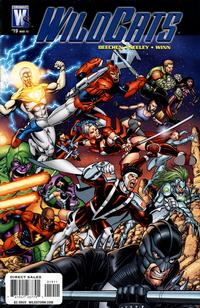 Cover Thumbnail for Wildcats (DC, 2008 series) #19
