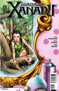 Cover Thumbnail for Madame Xanadu (DC, 2008 series) #19